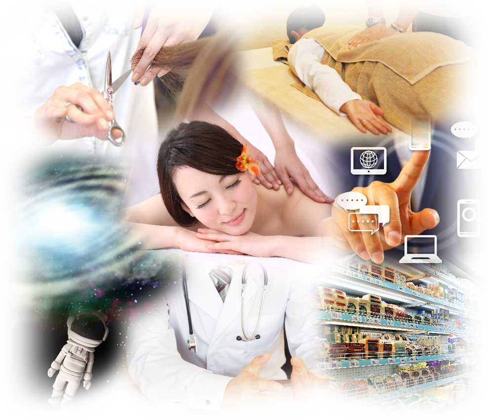 テラヘルツ波はNASAや美容業界や医療分野でも大注目
